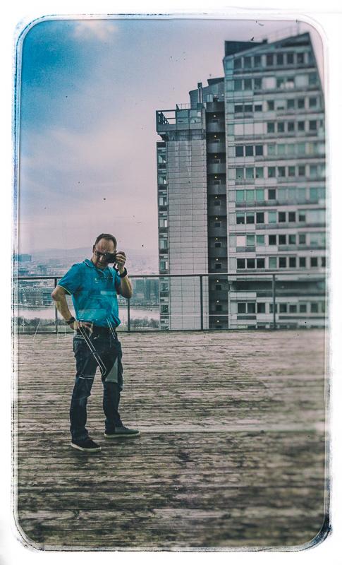 Felix Büchele Selfie Fotograf